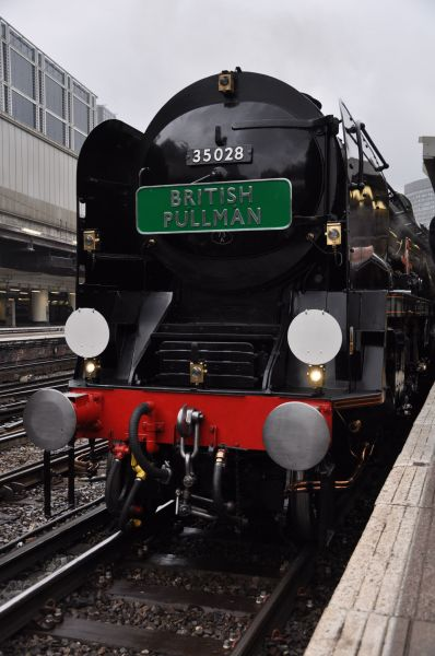 British Pullman: Swipe To View More Images