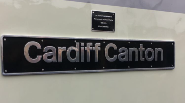 Cardiff Canton: Swipe To View More Images