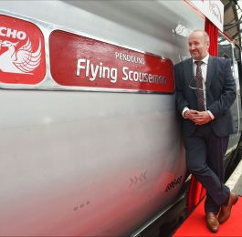 Flying Scouseman- Virgin Trains: Click Here To View Larger Image